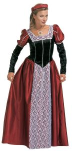 Medieval Castle Beauty Costume